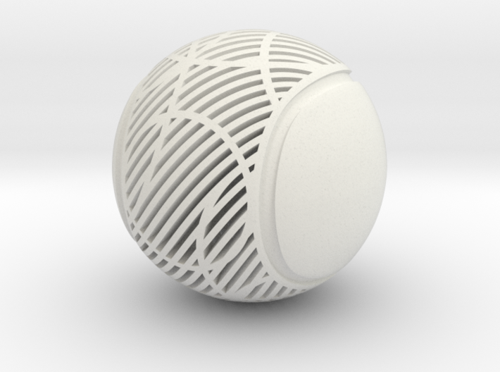 """Q-06: """"Home Game"""" by Local Projects 3d printed"""