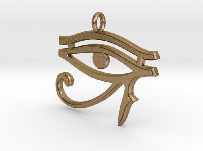 Eye of Horus Pendant 2 v1 3d printed