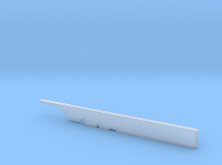 1/48 scale F15 ASAT Missile Launch Rail 3d printed