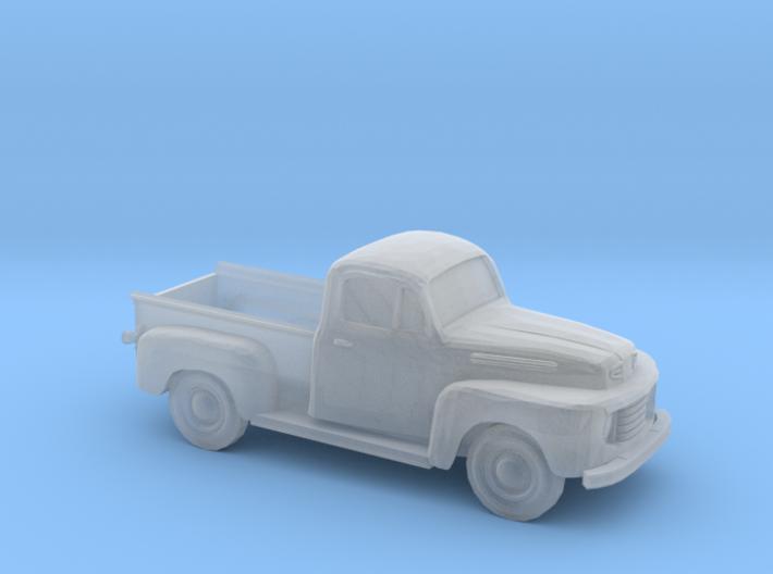 1/220 1948-52 Ford Pickup 3d printed