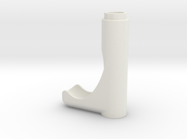 Marble Jump Small 3d printed