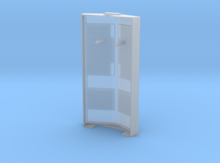 N scale GE ET44 Tier 4 radiator for KATO 3d printed