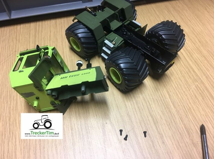 Stoll FL Konsole weise toys MB Trac 1300-1600 3d printed