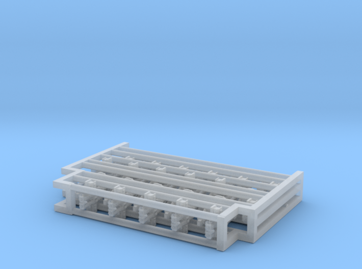 1/144 Cal 50 Modern Naval Mount Set001 3d printed