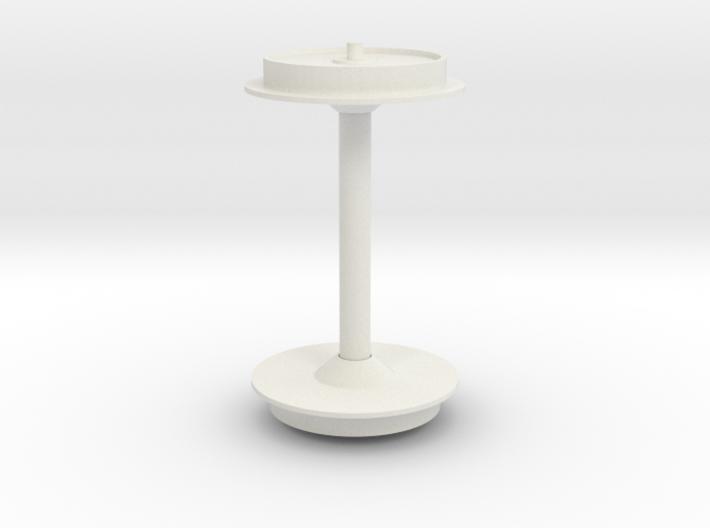 Wheel 1/25 scale 3d printed
