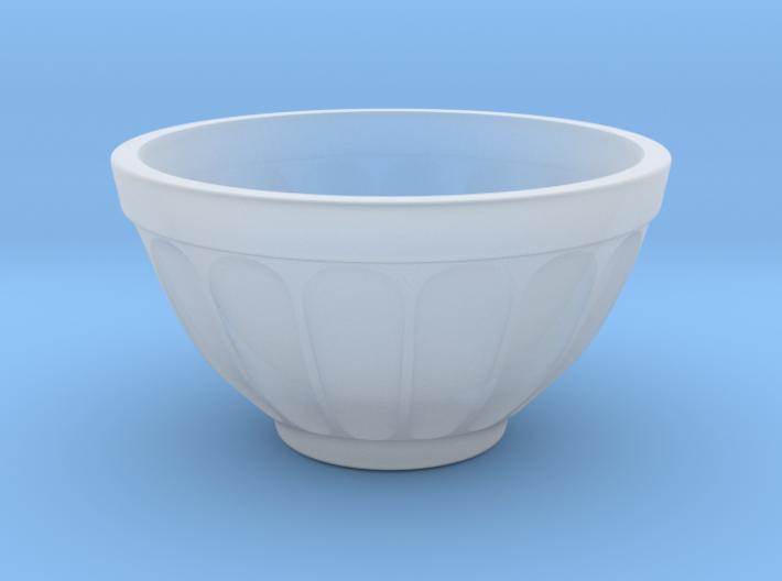 Bowl 20mm (diam.) 1:12 scale 3d printed