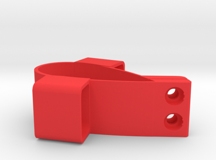 Greenspeed Aero Recumbent Trike Chain Tube Holder 3d printed