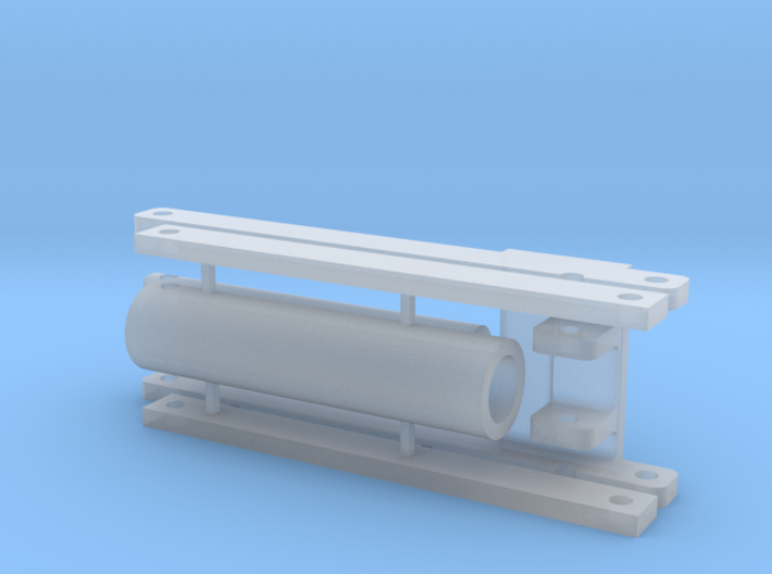 64th Truck Bed Hoist 3d printed
