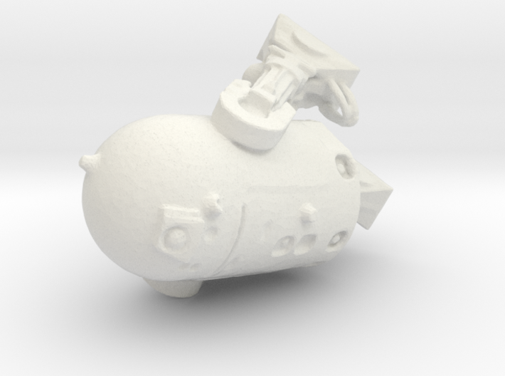 Printle Thing R2D2 - 1/24 3d printed
