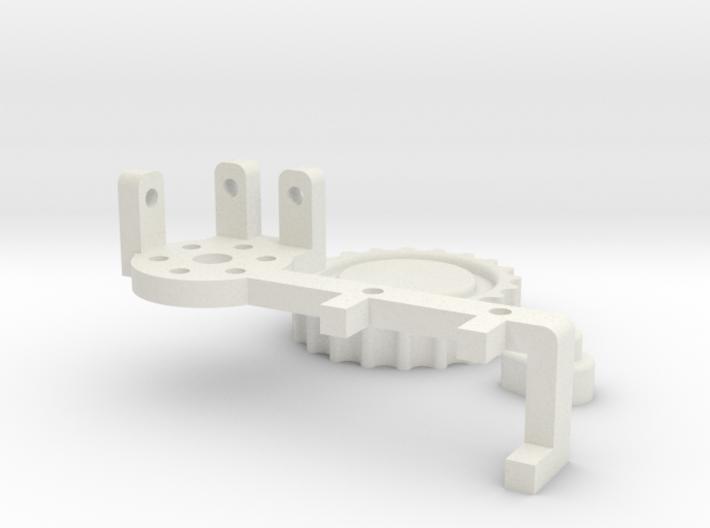 AT-AT Clock Arm 3d printed