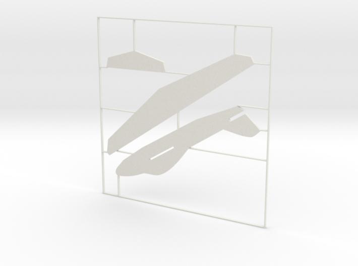 Glider_19_kit 3d printed