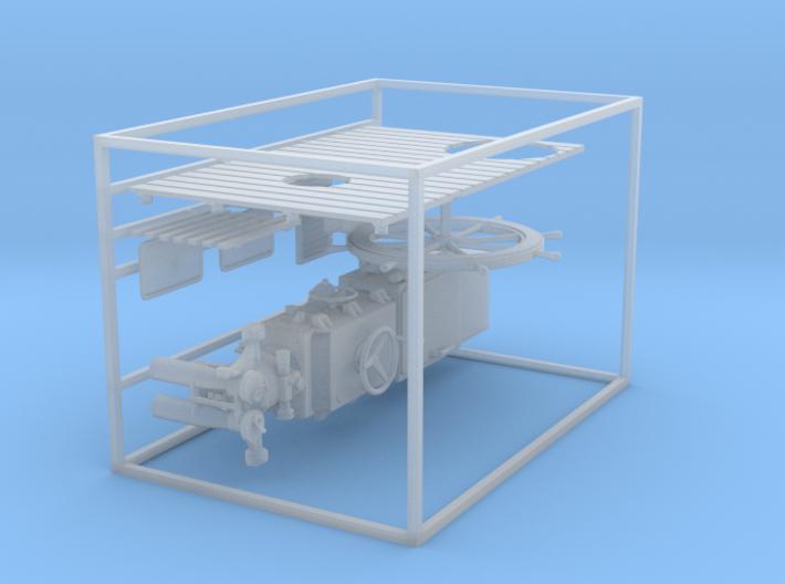 S38 Wheelhouse Detailset 20171119 3d printed