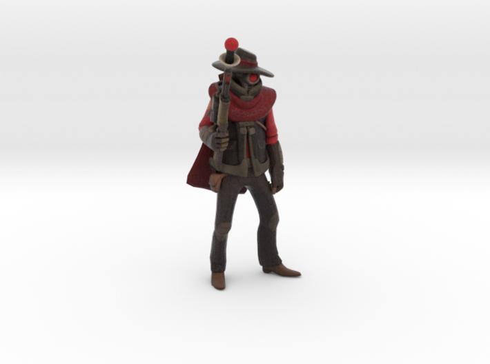 Star sniper 3d printed