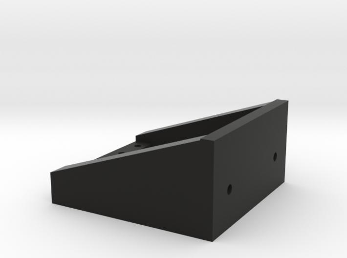 dual servo mount for ar60 axles 3d printed