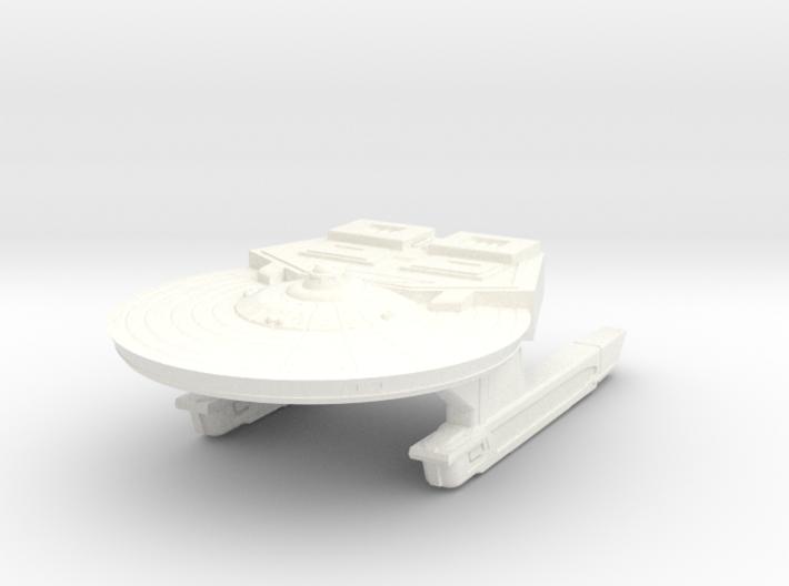 New Light Cruiser 3d printed