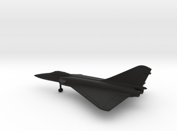 Dassault Super Mirage 4000 3d printed