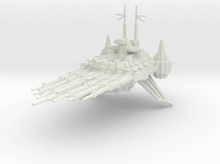 Destruyeplanetas 3d printed