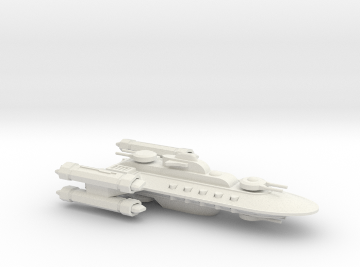 Hyborean Caledonia Cruiser 3d printed