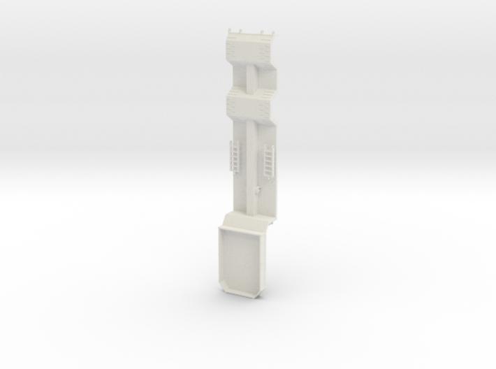 000039 Forstmaschinentransporter HO 1:87 3d printed