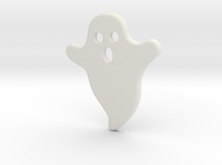 DIY Frebird Fridge Magnet - Midi Ghost (Positive) 3d printed