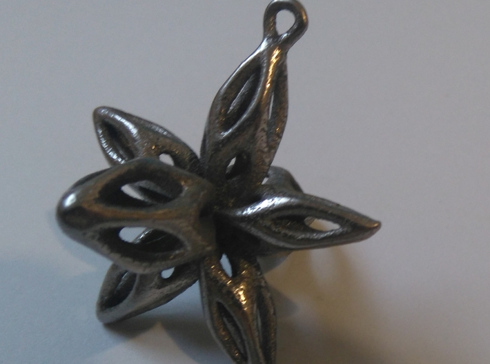 My funny star 3d printed