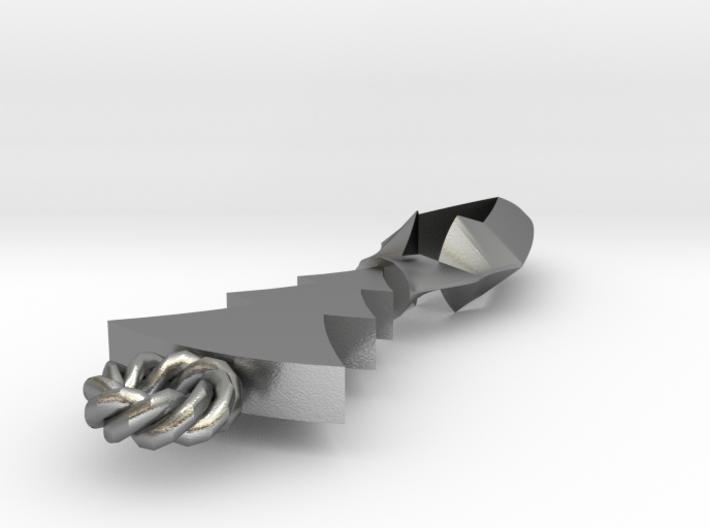 Reel pendant 3d printed