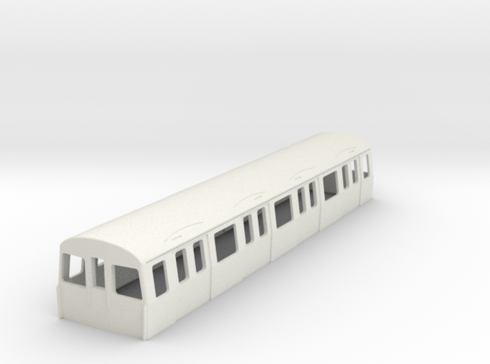C-Stock trailer London Underground 3d printed