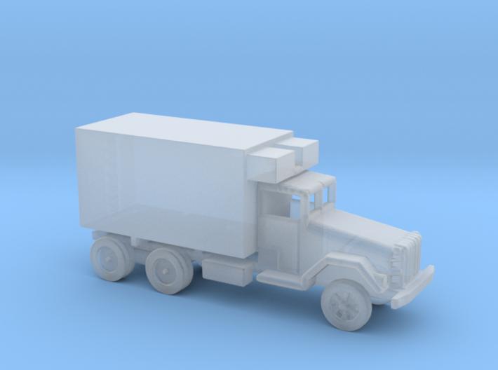 1/160 Scale M-35 Box 3d printed
