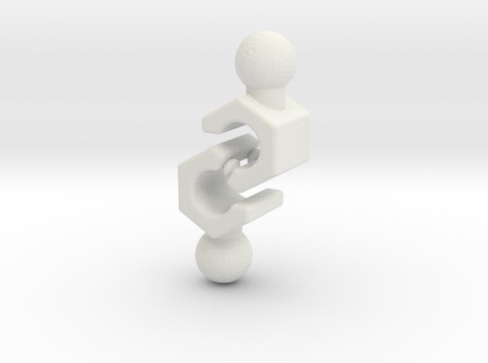4.8 mm Grip Hand Set for ModiBot 3d printed 4.8 mm Grip Hand Set for ModiBot