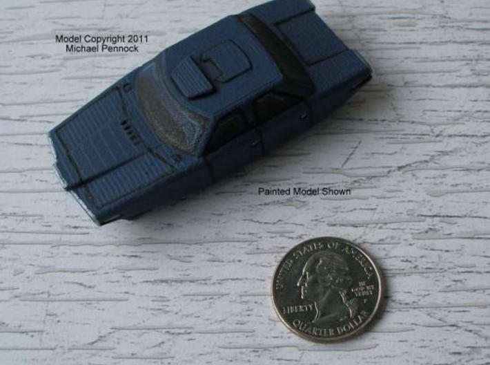 AC08 Alpha 9 Air Car (28mm) 3d printed