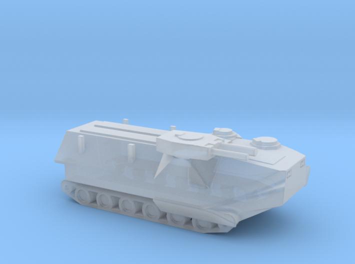 1/144 Scale LVTP7 3d printed