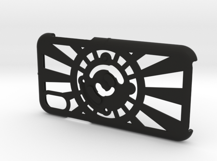 for iPhone X : redial : CASECASE CLICK 3d printed