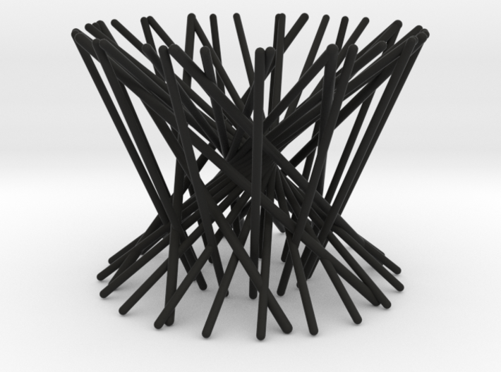 Egg cup _ The nest 3d printed