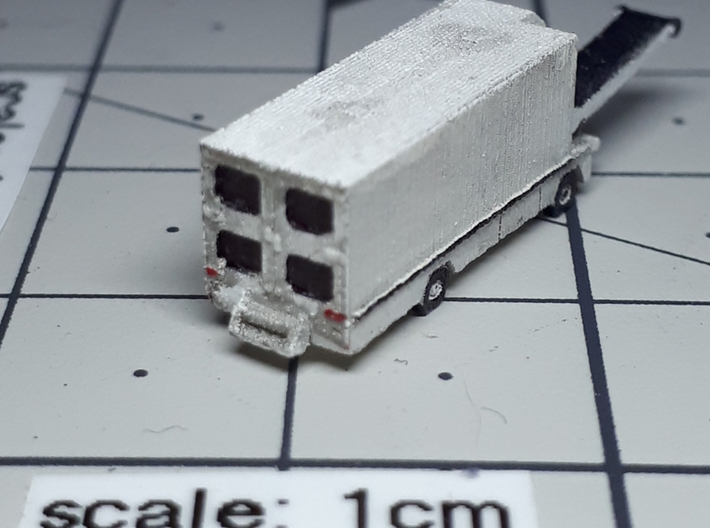 FBW600 Low Luggage Belt 5mm@1/400 3d printed