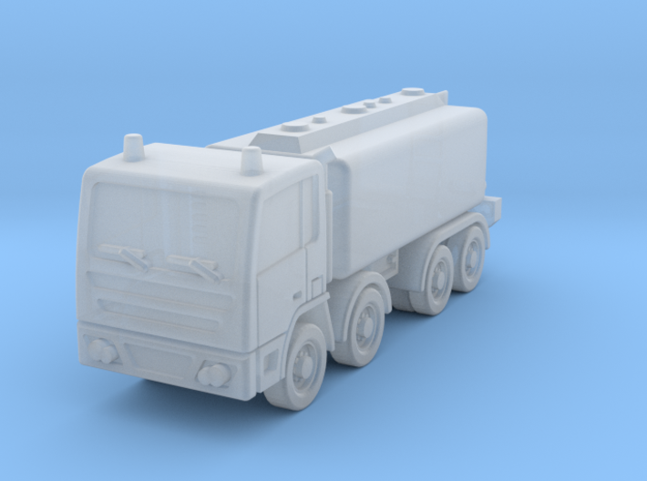 1/400 EuroTruck v1 Fuel 4axle 3d printed