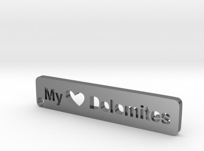 MyTinyDolomites - Key holder 3d printed