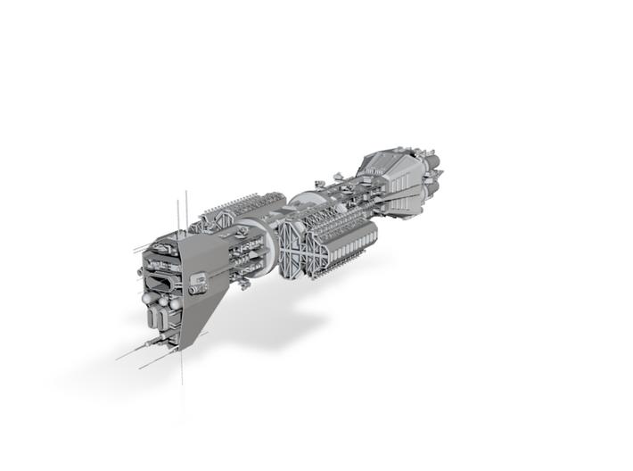 1/2500 B5 EA Omega Destroyer xxxx 3d printed