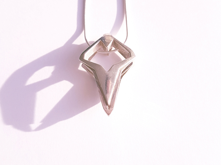 HEART TO HEART Heartronic, Pendant 3d printed