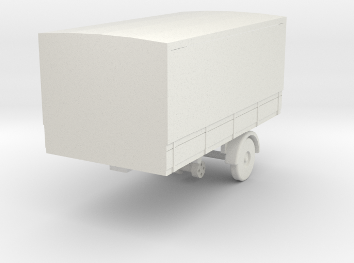 mh-87-scammell-mh6-trailer-15ft-covered-van 3d printed