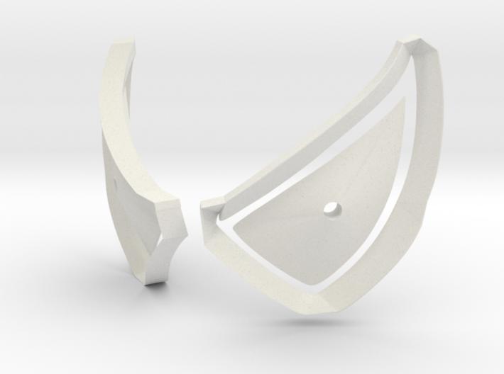 Raimi Eye Molds for Painting Front of Eye Frames 3d printed