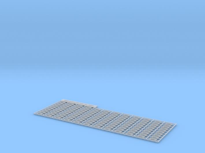 120 Kettenglieder 3d printed