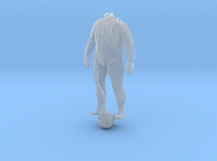 Partial Pressure Suit 1:24 3d printed