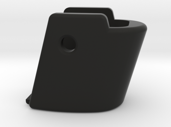 SIG P320c 21-Capacity Base Plate - Round 3d printed
