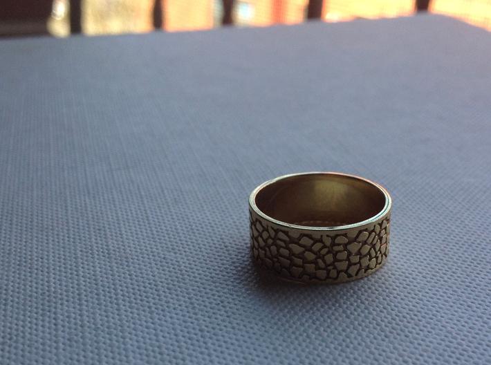 Elizabeth Ring 3d printed