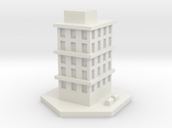 Bloque pisos 1 3d printed