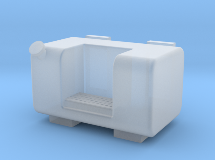 45 Gallon square fuel tank 3d printed