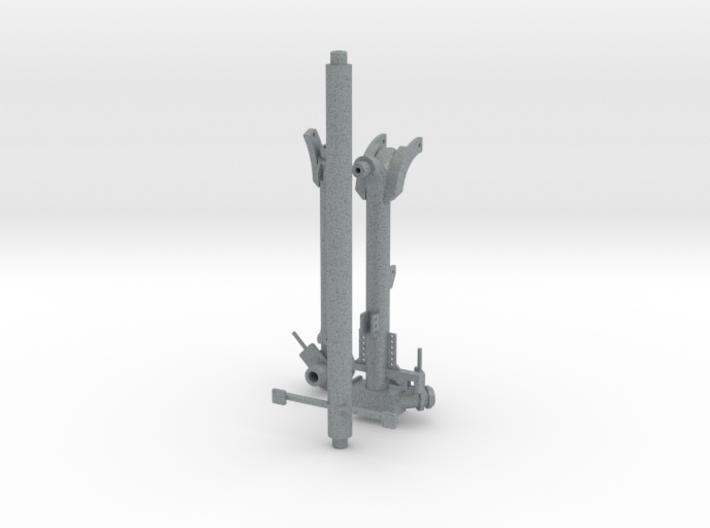 "Frontsaugarm System ""Hansmeier"" 3d printed"
