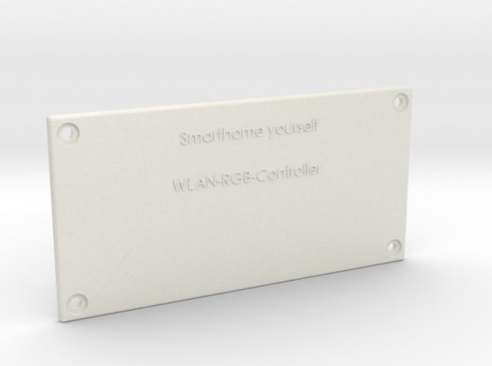 WLAN RGB Controller Deckel 3d printed