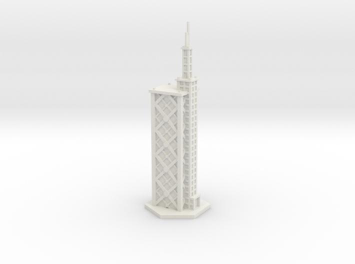 Torre de radio 1 3d printed