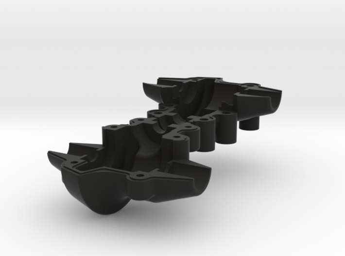 Enigma Diff Cases 3d printed